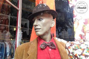 mannequin vitrine