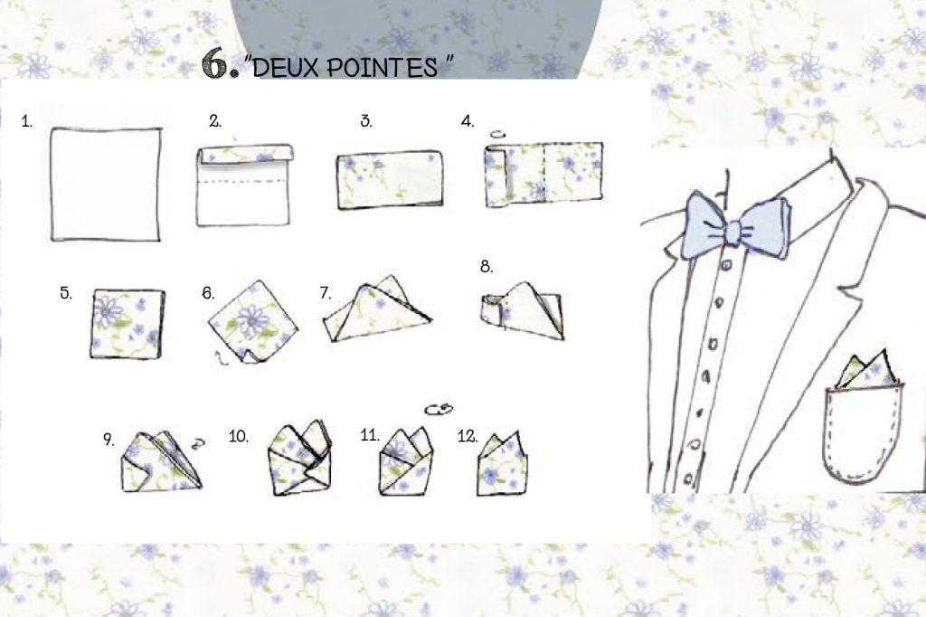 Merveilleux Comment Mettre Un Mouchoir De Poche #2: Mouchoirs De Poche