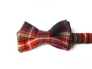 "Noeud papillon Nº 101 :  ""Petit Scottish"""